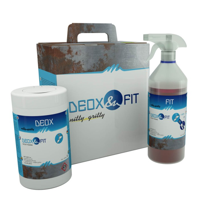 DEOX & FIT SPRAY