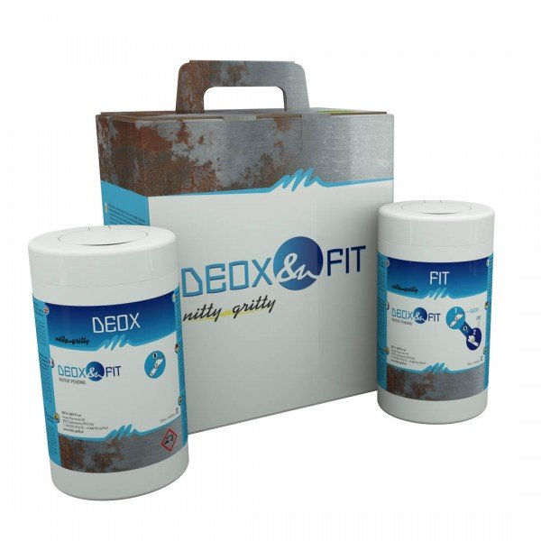 Deox & Fit – Wipes