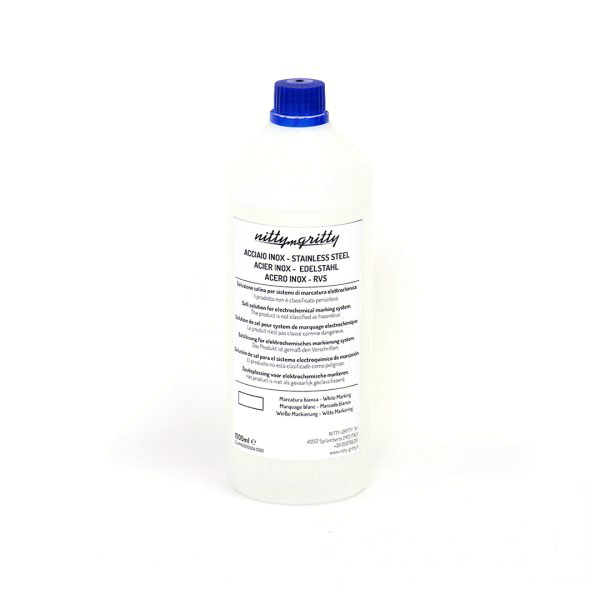 Stainless Erosion Electrolyte 1 lt