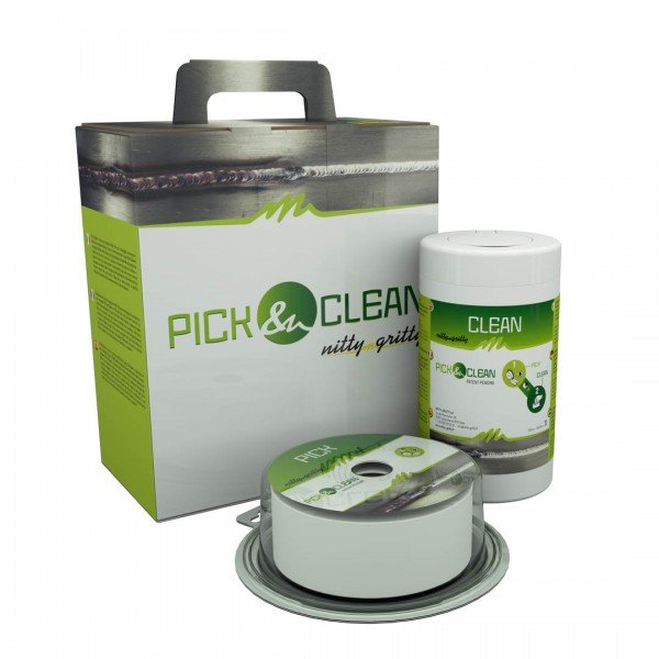 Pick & Clean – Wipes